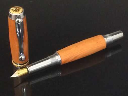 San Quentin Prison Hospital Convertible Pen