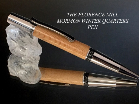 Florenc Mill Twist Pen