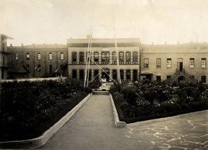 San Quentin Prison Hospital