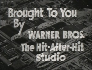 Warner Brothers Studio 89