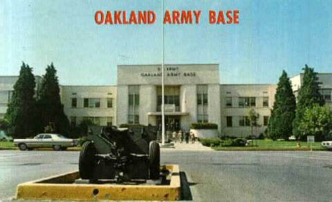 Port of Oakland Army Base