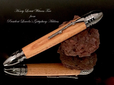 Gettysburg Honey Locust Witness Tree Pen