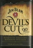 Jim Beam Devil's Cut Bourbon Bottle