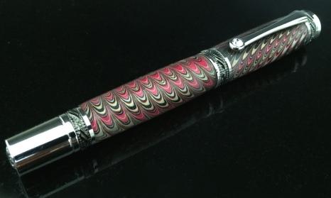 Florentine Marbled Pen