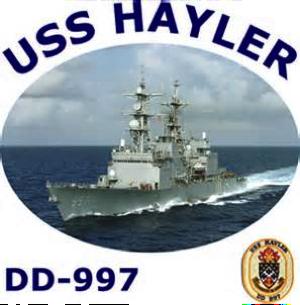 USS HAYLER