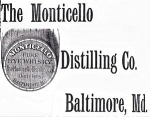 Monticello Rye Distillery