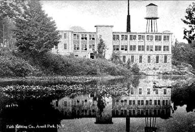 Faith Knitting Company Mill