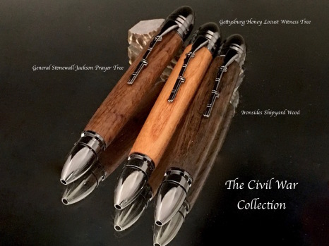 Civil War Collection Pen Set